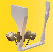 Viessmann HO 6339 Deckenstrahler, LED weiß, 7 Stück Neuware