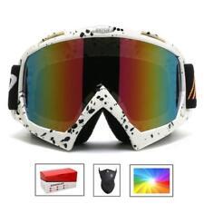 Feier Yusi Ski Snowboard Motorcycle Goggles for Men Women Youth,Outdoor Tactical