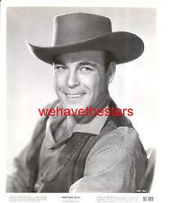 Vintage Scott Brady HANDSOME SEXY COWBOY '52 Publicity Portrait