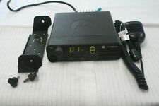 Motorola XPR4350 VHF 136-174MHz M27JQC9LA1AN Mobile with Accessories