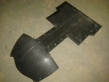 2004 Arctic Cat Z 570 Snowmobile Front Skid Plate