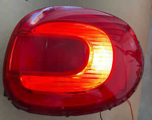 2014-2017 FIAT 500L TAIL LIGHT TAILLIGHT LAMP RIGHT PASSENGER OEM 14 15 16 17