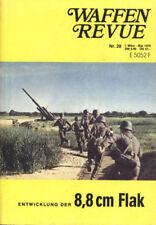 Waffen Revue Nr. 28 Entwicklung 8,8 cm Flak Rarität