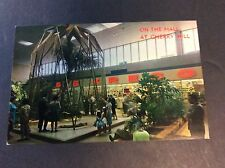 1960's Vintage ON THE MALL AT CHERRY HILL, New Jersey Postcard