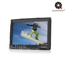 """FW759 7"""" IPS HD 1280x800 Field Video Monitor For DSLR Camcorder Video Camera"""