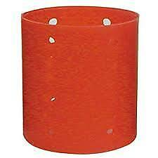 """Soft 'n Style Jumbo Magnetic Rollers Red 2-1/2"""" 6 Pack"""