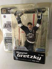 Wayne Gretzky Black Jersey McFarlane's SportsPicks NHL Legends Series #1 Kings