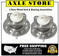 2 New DTA Rear Wheel Hub Assemblies Left & Right With NT512150 Pair