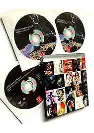 Adobe Creative Suite CS6 Master Collection- Fulll Retail Version Windows/Mac