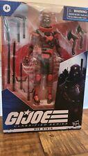 Red Ninja - GI Joe Classified Series 6-Inch Action Figure