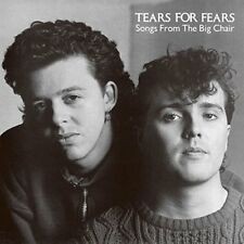 """SHM SACD TEARS FOR FEARS """" Songs From The Big Chair """" '14DSD Master"""