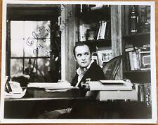 Comedian Actor Bob Newhart  Autograph Photo
