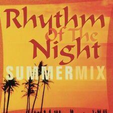 Rhythm of the Night-Summermix (2002, CD 2 mixed by SWG Team) B3, Groove.. [2 CD]