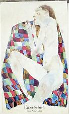 (PRL) 1989 EGON SCHIELE GRAZ VINTAGE AFFICHE ORIGINAL ART PRINT ARTE POSTER NOS