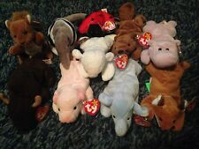 Beanie Babys Lot Of 10