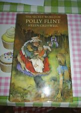The Secret World of Polly Flint by Helen Cresswell Hardback 1982 Shirley Felts