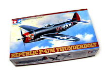 Tamiya Aircraft Model 1/48 Airplane Republic P-47m Thunderbolt Scale Hobby 61096