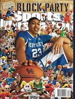 Sports Illustrated Magazine Basketball March Madness Ncaa Tournament Preview