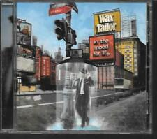 CD ALBUM 19 TITRES--WAX TAILOR--IN THE MOOD FOR LIFE--2009