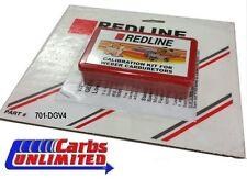 Redline Jet Kit fits 32/36 Weber carburetor DGEV DGAV 4cyl
