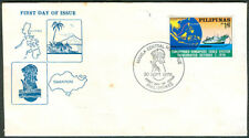 1978 PHILIPPINES-SINGAPORE CABLE SYSTEM First Day Cover