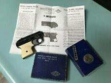 Vintage Razzi Mod. 1900 .22 Cal. Blank StarterPistol Made in Italy Not a Firearm