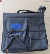 Creative Memories Memory Mate 3 Ring Binder Shoulder Bag Storage-10 INSERTs NEW