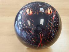 NIB 15# Brunswick Snake Viz-a-ball Bowling Ball