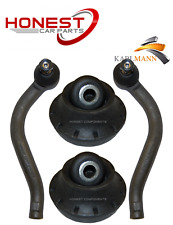 For SEAT ALHAMBRA 96-10 FRONT TOP STRUT MOUNTINGS BEARINGS & OUTER TRACK RODS