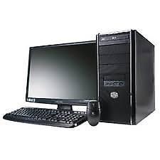 Desktop PC CPU COMPUTER CORE i5 PROCESSOR , 4GB DDR3 RAM , 500GB HARD DISK