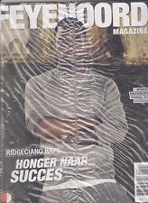 Programme / Magazine Feyenoord Rotterdam 11e jaargang no.5 December 2017
