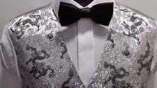 Nylon Regular Size Button Waistcoats for Men