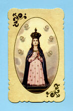 SANTINO  MADRE DEL REDENTORE  IMAGE PIEUSE - HOLY CARD SANTINI