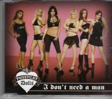 (CL277) Pussycat Dolls, I Don't Need A Man - 2006 CD