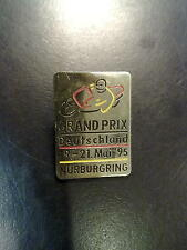 Pin Grand Prix Deutschland 19 - 21 Mai 1995 Nürburgring