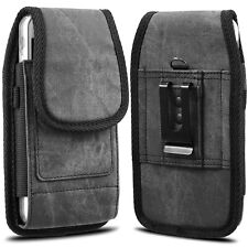 Vertical Pouch Case Holster Carrying Belt Clip For iPhone 8 7 6 Plus XR Xs Max