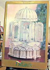 Christmas Cathedral Carillon Music Box