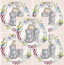 Me to You Christmas Card 5 Pack - Noel Happy Xmas Tatty Teddy Bear Xmas Cards
