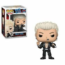Funko Billy Idol Pop! Rocks Vinyl Toy Bobble Figure #99