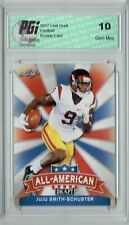 JuJu Smith-Schuster 2017 Leaf Draft #AA-14 All-American Rookie Card PGI 10