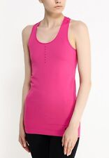 New Nike Pro Women's Top Size S (UK 8-10) Hypercool Fitted  Limitless Tank /pink