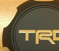 Premium Vinyl Decals for TRD SEMA Wheel Center Cap x4