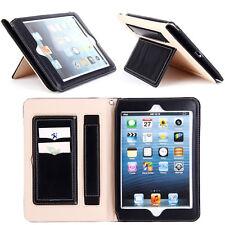 Funda Portafolio de Piel con Ranura para iPad 2 3 4  Mini Air 2 Pro 9.7 inch
