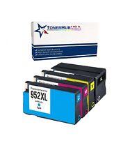 4PK 952XL Ink Cartridge for HP Officejet Pro 7740 8710 8210 8720 8216 7720 8702