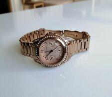 Michael Kors Mini Blair Rose Gold Chronograph Ladies Watch MK