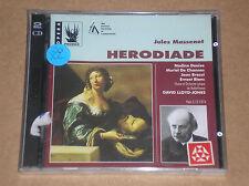 JULES MASSENET - HERODIADE - 2 CD SIGILLATO (SEALED)