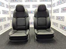 BMW F01 F02 F07 F10 F11 LCI Leather comfort seats Leder Komfortsitze Sitze