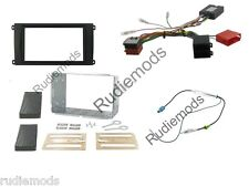 Connects2 Porsche Cayenne 02 - 07 Double Din Car Stereo Fitting Kit