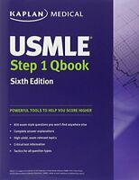 USMLE Step 1 Qbook  by Kaplan