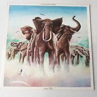 Elvis Costello - Armed Forces - Vinyl LP UK 1st Press A2/B2 EX+/EX Fold Out Slv